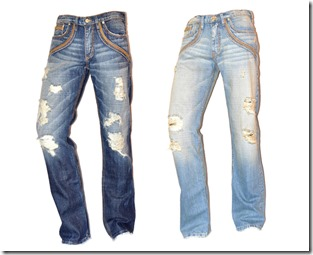 BENGI JEANS SUMMER 2012 COLLECTION
