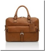 BLADON TAN 24 HOUR BAG