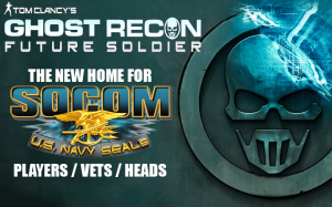 Ghost Recon Future Soldier the new home for SOCOM players