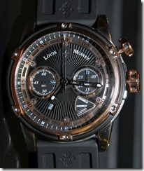 Louis Moinet Jules Verne Instrument III Watch 2