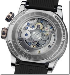 Louis Moinet Jules Verne Instrument III Watch 3