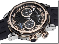 Louis Moinet Jules Verne Instrument III Watch