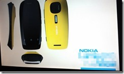 Nokia Windows Phone with 41MP PureView camera Concept 2