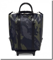 Trussardi 1911 Spring Summer 2012 Camo Bag Collection 2