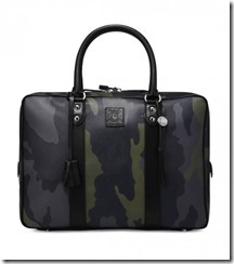 Trussardi 1911 Spring Summer 2012 Camo Bag Collection 3