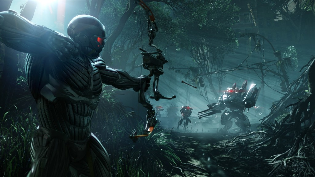Crysis 3 Trailer Shows Off Gameplay