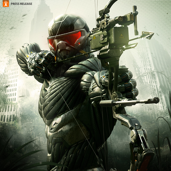 Crysis 3 officially announced, coming 2013