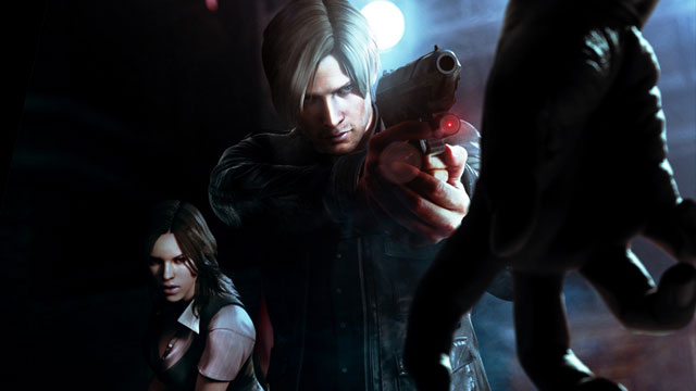 New Resident Evil 6 Gameplay Footage Most Likely From Upcoming Demo