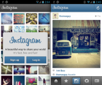 Instagram for Android now available