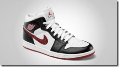 Air Jordan 1 Phat 'White Varsity Red-Black' 2