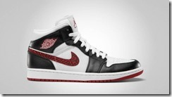 Air Jordan 1 Phat 'White Varsity Red-Black'