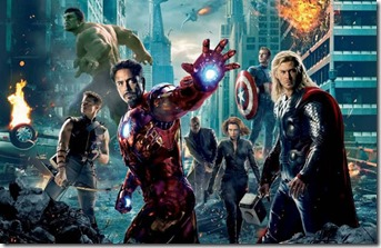 Avengers Movie Does $200.3 Million Opening Weekend, Harry Poter Be Damned