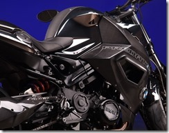 BMW F 800 R PREDATOR CUSTOM BY VILNER 5