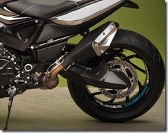 BMW F 800 R PREDATOR CUSTOM BY VILNER 8