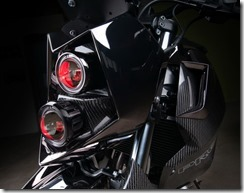 BMW F 800 R PREDATOR CUSTOM BY VILNER 9