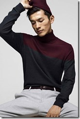 H&M Mens' Fall '12 Lookbook 12