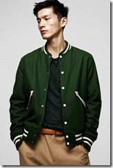 H&M Mens' Fall '12 Lookbook 4