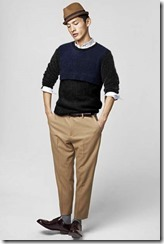 H&M Mens' Fall '12 Lookbook 7