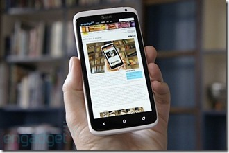 HTC One X Gets Its Reviews