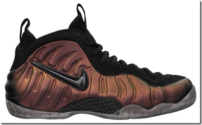 Nike Air Foamposite Pro - Gem Green