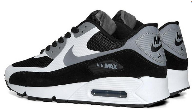 Air Max Nike Black And White