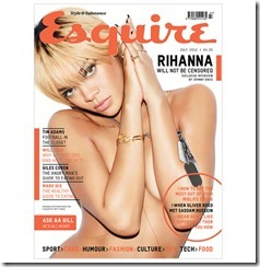 Rihanna for Esquire 4
