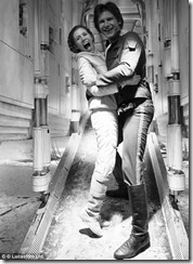 "STAR WARS – ""THE EMPIRE STRIKES BACK""  BEHIND THE SCENES 4"
