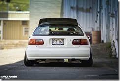 Super Clean Civic EG 4
