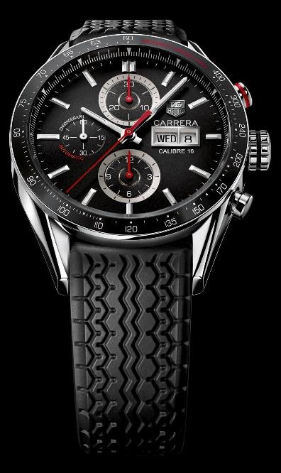 tag heuer carrera calibre 16 chronograph monaco grand prix limited edition lifestyles defined. Black Bedroom Furniture Sets. Home Design Ideas