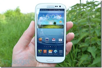 The Samsung Galaxy S III review