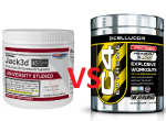 USP Labs Jack3d vs Cellucor C4 (Pre Workout Supplements)