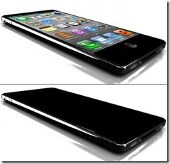 iPhone 5 LiquidMetal Concept 2