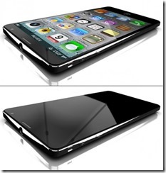 iPhone 5 LiquidMetal Concept 3