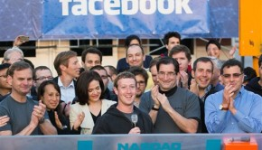 Mark Zuckerberg, Robert Greifeld