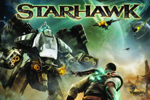 Playstation 3 Exclusive Starhawk gets a 9 from IGN