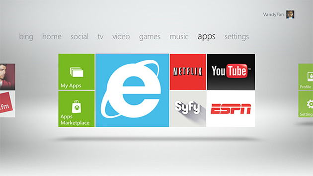 Rumor: Internet Explorer headed to the Xbox 360 with full Kinect control