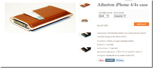 Atherton iPhone case 3