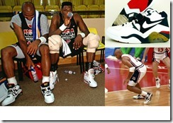 "Charles Barkley –Nike Air Force 180 ""USA Basketball"""