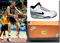 Chris Mullin – Nike Air Flight Lite 2