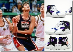 Christian Laettner – Nike Air Flight Huarache