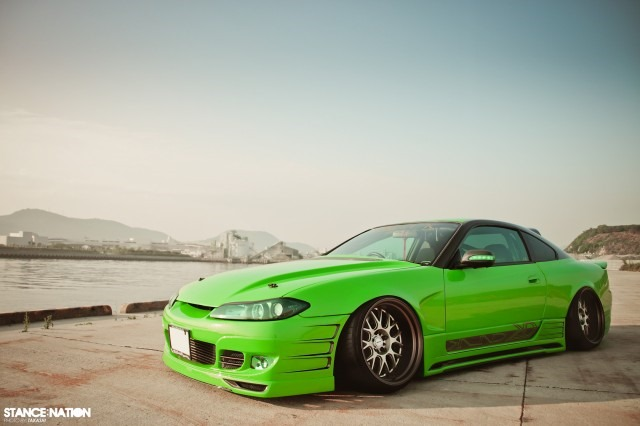 D L K Nissan Silvia S15 On Serious Stance Lifestyles Defined