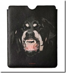 Givenchy Rottweiler Collection- iPhone Case, Scarf, Wallet 5