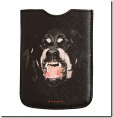 Givenchy Rottweiler Collection- iPhone Case, Scarf, Wallet 6
