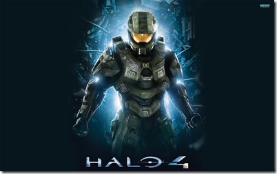 Halo 4 and Forza Horizon Trailers