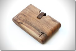 Hand Crafted Wood Wallets by Slim Timber 2