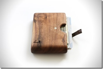Hand Crafted Wood Wallets by Slim Timber