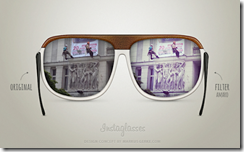 Instaglasses–The concept Instagram Glasses 2