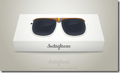Instaglasses–The concept Instagram Glasses 4