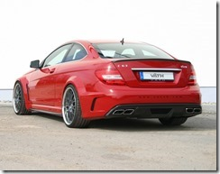 MERCEDES-BENZ C63 AMG COUPE BLACK SERIES SUPERCHARGED EDITION 2