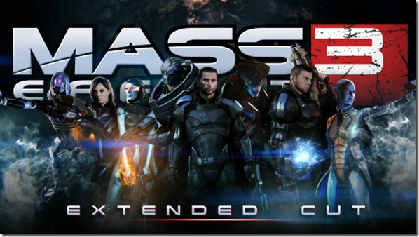 How to access The Mass Effect 3 Extended Cut DLC